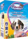 RENSKE GESTOOMD PUPPY MET KIP EN LAM 395GR