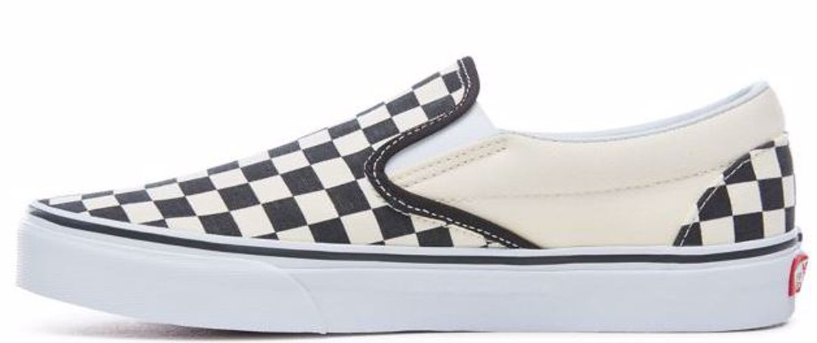 Vans CLASSIC SLIP-ON BLACK WHITE CHECKERBOARD