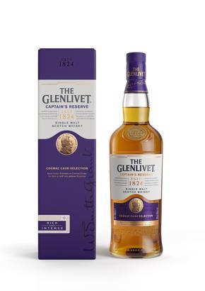 The Glenlivet Captain