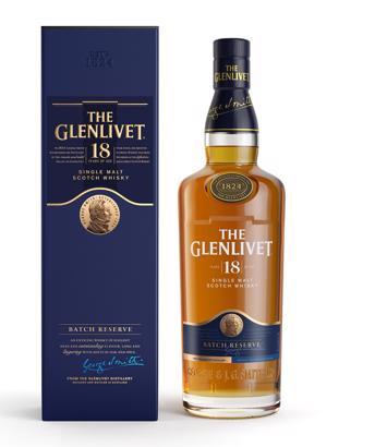 The Glenlivet 18 Yrs  Malt
