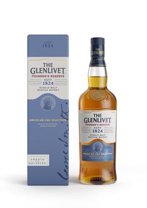 The Glenlivet Founders Reserve