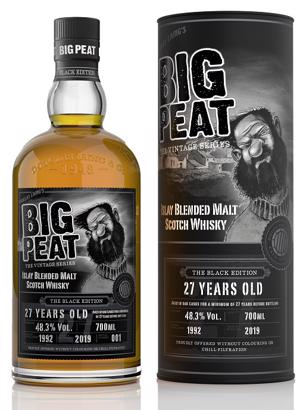 Big Peat The Black Edition 27 years