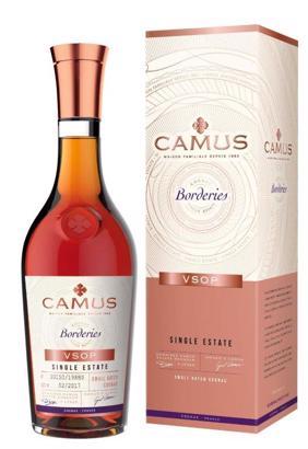 Camus Borderies Cru VSOP