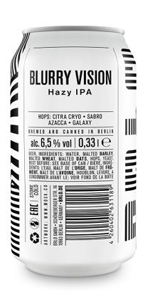 BRLO Blurry Vision