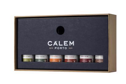 Calem Miniaturen Tastingkit met 6 flesjes