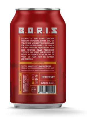 Bax Bier BORIS