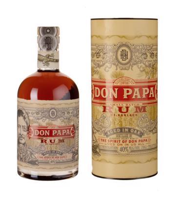 Don Papa Rum 7 Yrs