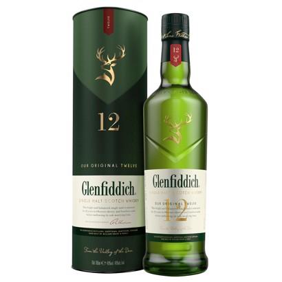 Glenfiddich 12 Yrs  Malt