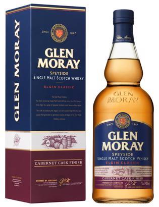 Glen Moray Cabernet Finish