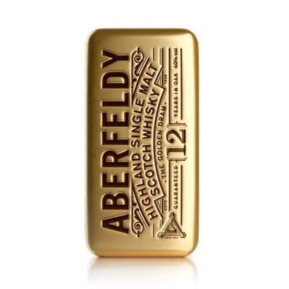 Aberfeldy 12 Yrs Gold Bar