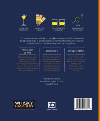 Boek Whisky Leren Proeven