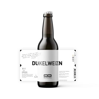 Berging Brouwerij Dunkel Weizen