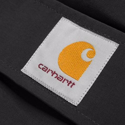 CARHARTT WIP NIMBUS PULLOVER JAS - BLACK