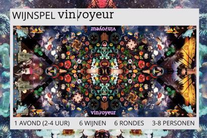 Vin Voyeur Wijnspel