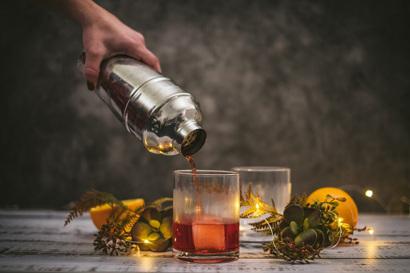 Sybra Premium cocktailset 6-delig