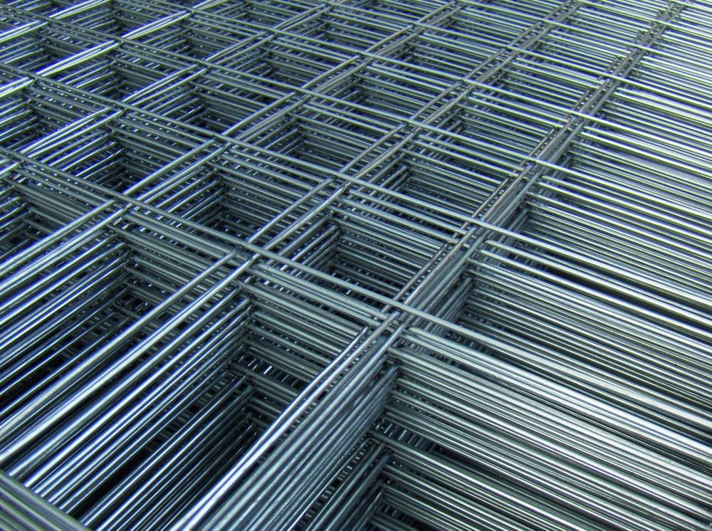 De Hoop Pekso Cementdekvloergaas aardmat verzinkt 2 mm 200x100 cm ...