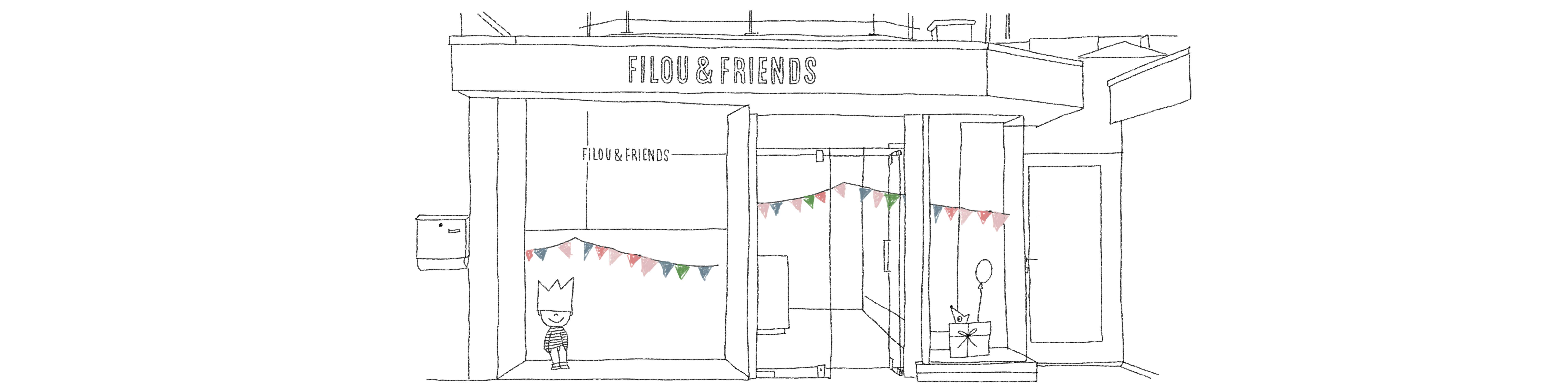 FILOU & FRIENDS NIEUWPOORT
