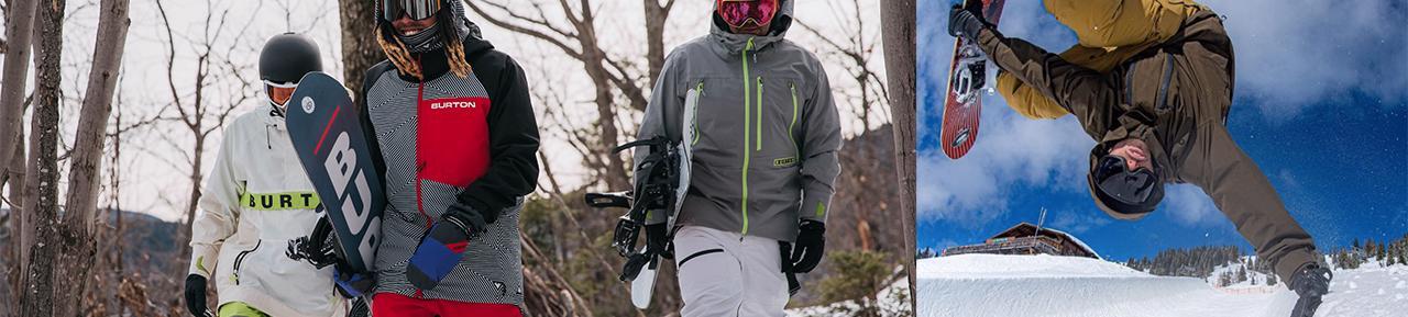 Wintersportkleding Heren