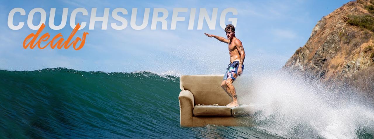 Couchsurfing Deals