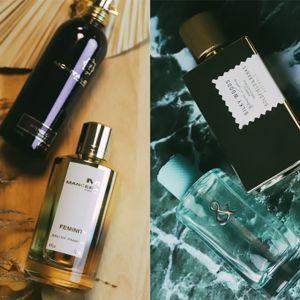 Zomer parfums