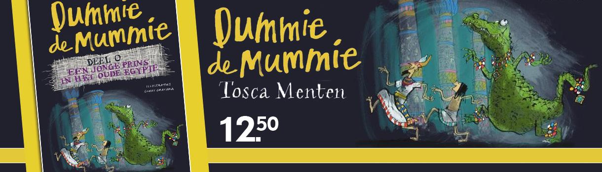 DUMMIE DE MUMMIE DEEL 0  -  € 12,50