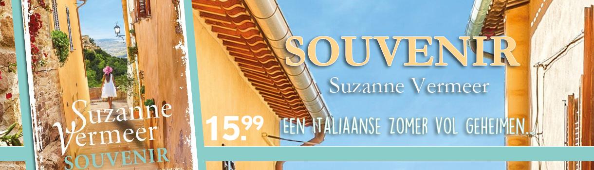 SOUVENIR - SUZANNE VERMEER - 15,99