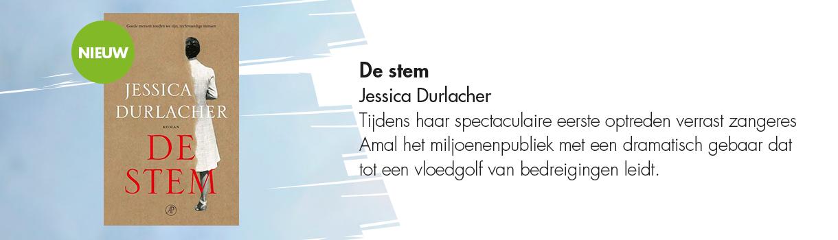 De Stem - Jessica Durlacher