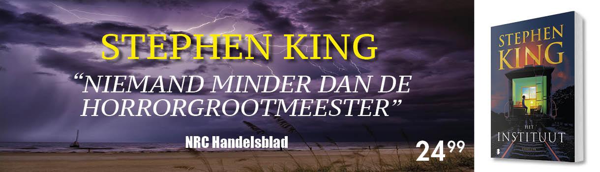 Het Instituut - Stephen King - 14,99