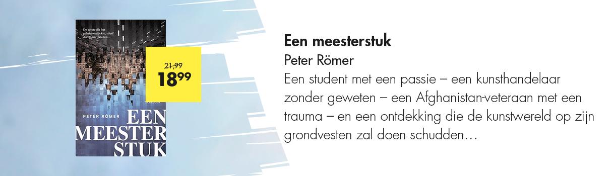 EEN MEESTERSTUK - PETER RÖMER