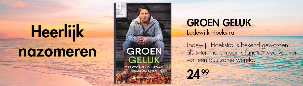 GROEN GELUK - LODEWIJK HOEKSTRA - 24,99