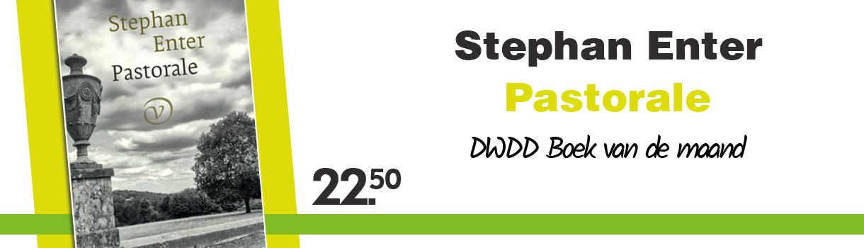 DWDD Boek van de maand - Pastorale - Stephan Enter