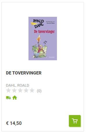 DE TOVERVINGER