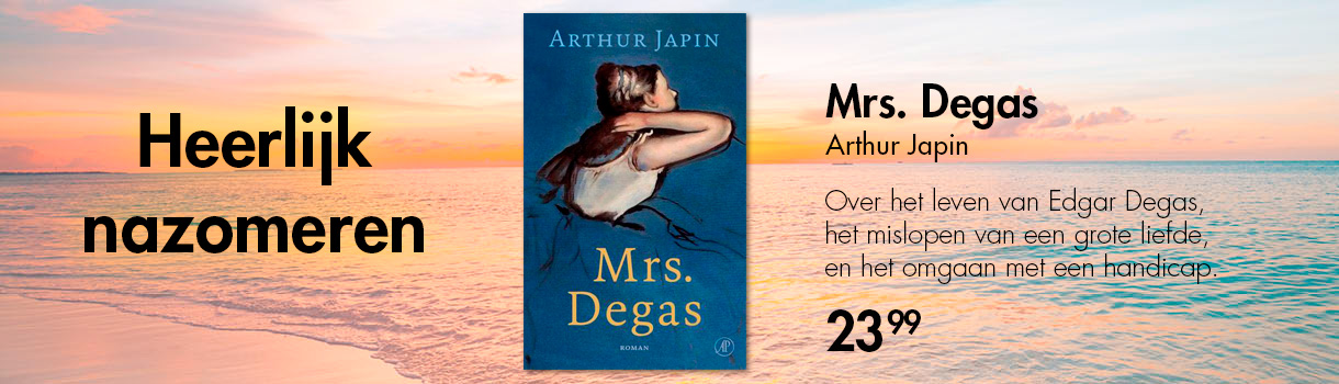 ARTHUR JAPIN - MRS. DEGAS - 23,99