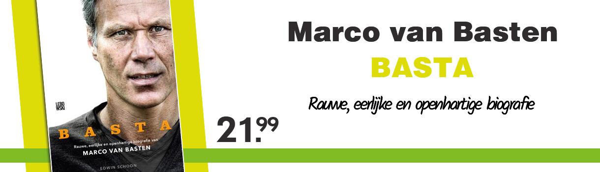 BASTA - Biografie van Marco Basten - 21,99