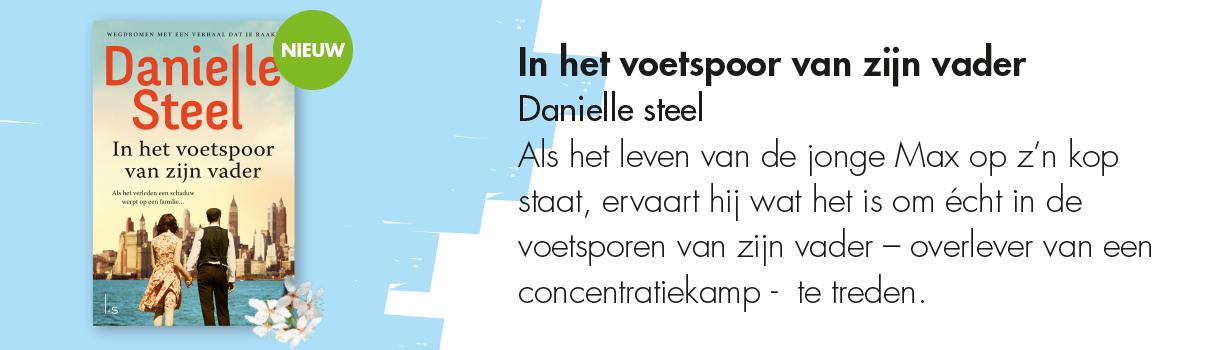 In het voetspoor van zijn vader - Danielle Steel