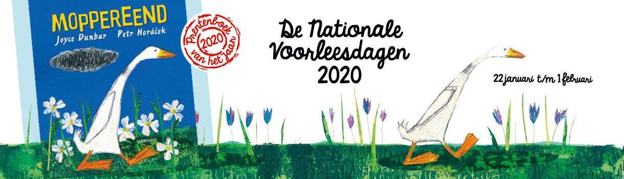 De Nationale Voorleesdagen 2020