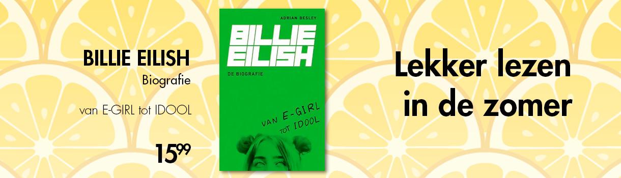 BILLIE EILISH - BIOGRAFIE