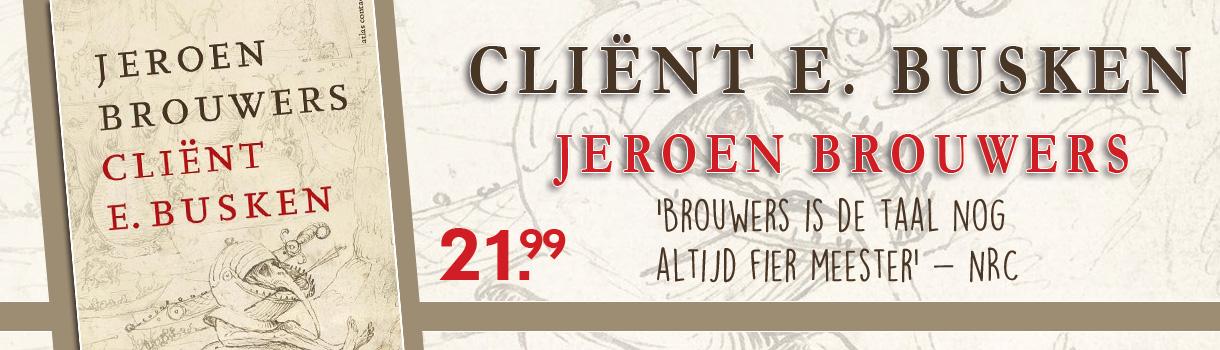 CLIENT E. BUSKEN - JEROEN BROUWERS -  21,99