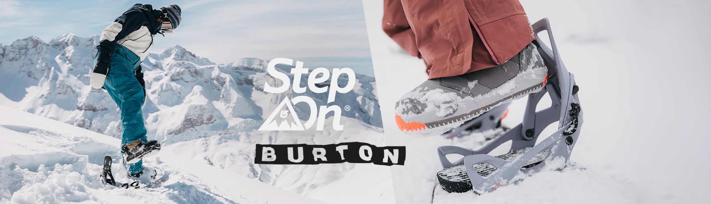 The Old Man - Burton - Step On
