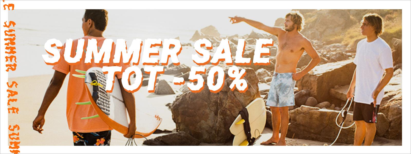 Shop Summer Sale