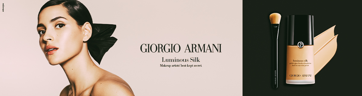 Giorgio Armani Beauty Luminous Silk